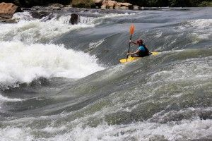 Multi-day Introduction to Whitewater