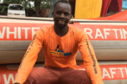 MUGOYA ASUMANI- SAFETY KAYAKER/SAFETY BOATER