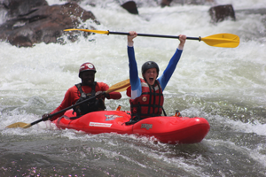 Grade 5 Full Day Tandem Kayaking $160